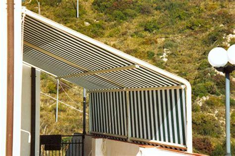 tende veranda per balconi terrazze verandate sanremo im tende a veranda su misura