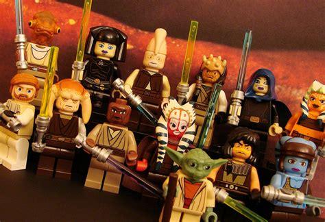 Wars Jedi Master Mace Windu Minifig Minifigures Lego Kw the world s best photos of luminara and unduli flickr