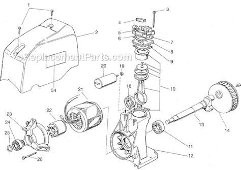 bostitch air compressor cap1560 ereplacementparts