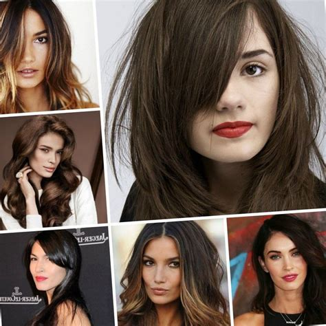 haircuts and color for fall 2017 363 best hairstyles and haircuts 2016 2017 images on