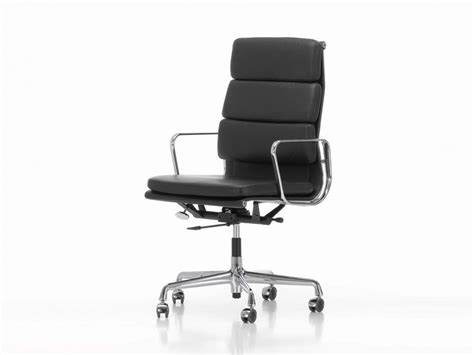 Office Chairs Guernsey Buy The Vitra Eames Ea 219 Soft Pad Office Chair At Nest Co Uk