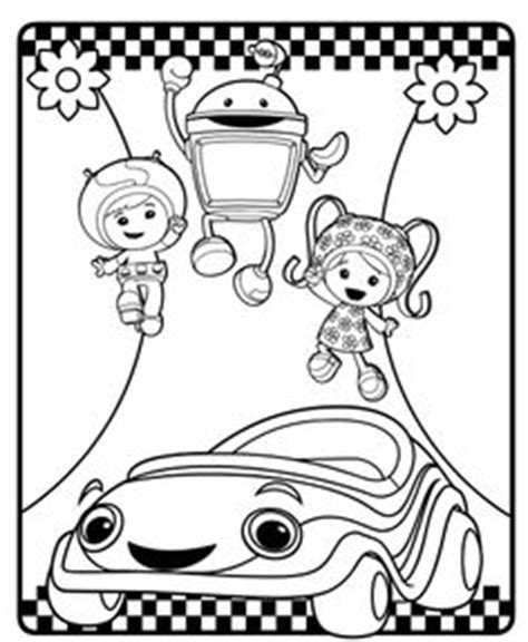umi car coloring page get ready for the umi grand prix with this fun coloring page