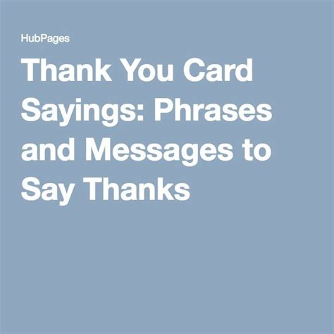 thank you letter quotes 25 unique card sayings ideas on card