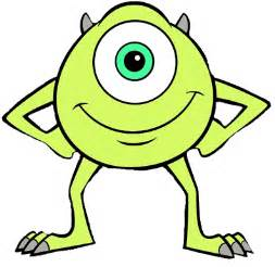 mike wazowski bebe clipart images amp pictures becuo