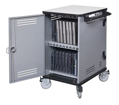 laptop cabinets for schools storing and charging solutions 187 laptop carts and cabinets