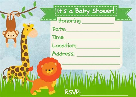 lion king baby shower invitations kittybabylovecom