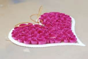 Small Kids Room Ideas valentine s day craft idea for kids a fun paper quilling