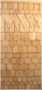 shingle designs canadian wood craftsman pattern shingles made of ontario cedar