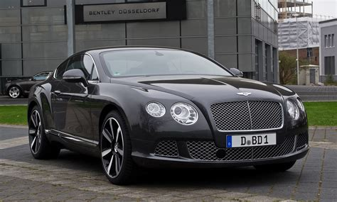 continental bentley file bentley continental gt ii frontansicht 1 5