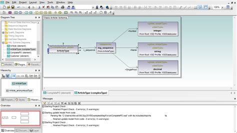 uml xml umodel uml modeling tool