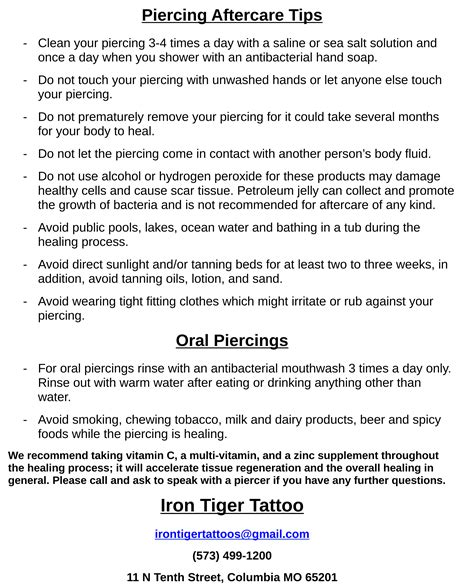 aftercare advice westside tattoo tattoo aftercare tips tattoo collections