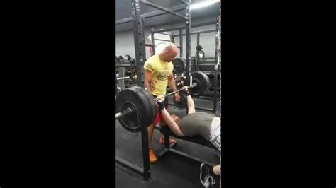 100kg bench press bench press 100kg 1rep youtube
