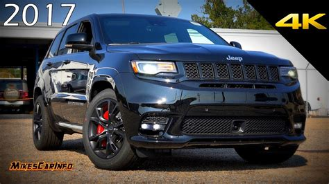 srt jeep 2017 der jeep grand srt 2017 im detail bolidenforum