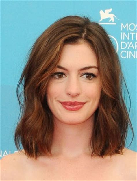 medium length wash wear hairstyles haircut again easy haircuts and shoulder length hair