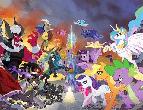 Kaos Attack On Titan 05 Raglan equestria daily mlp stuff tony fleecs retweet