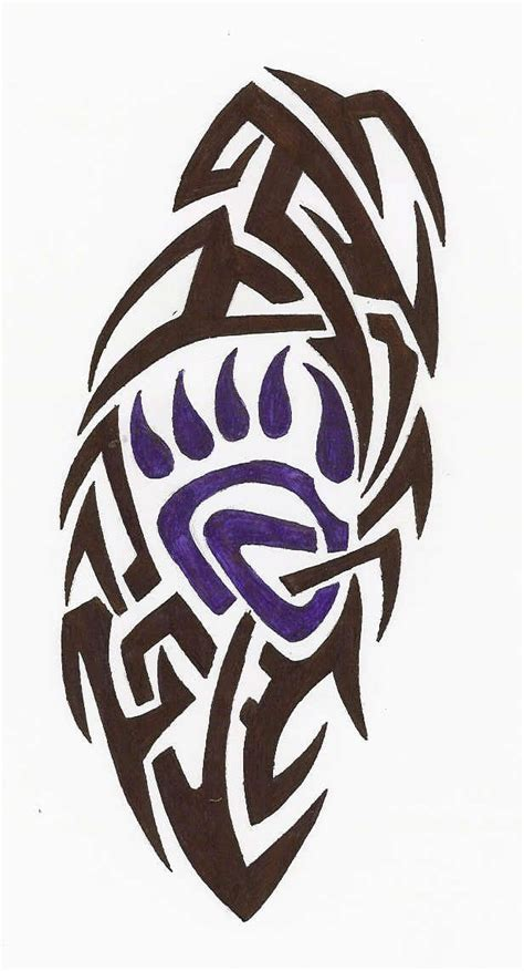 tribal bear head tattoo 25 best ideas about tribal on