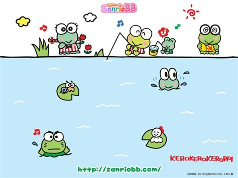 wallpaper keroppi pink 131 best images about hello kitty on pinterest sanrio