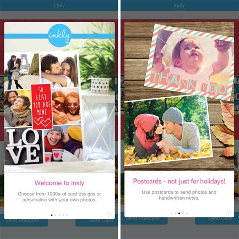 Gift Card App Review - father s day inkly personalised printed greetings cards app review a mum reviews