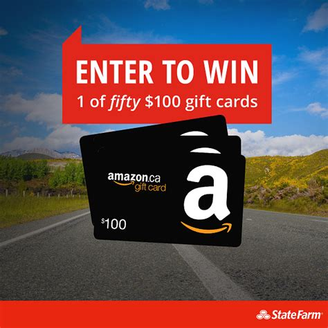 State Farm Gift Card - download the state farm 174 canada app and win beabetterdriver