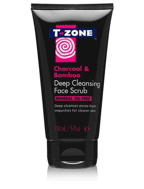 Soap And T Zone Detox by Cleansing Scrub T Zone