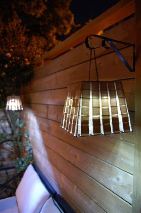diy patio lights 27 smartest diy patio lighting ideas to lighten up your