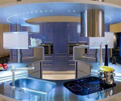 futuristic kitchen futuristic kitchen dream home pinterest
