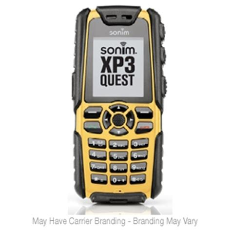 rugged gsm phone buy the sonim xp3 quest rugged unlocked gsm cell phone at tigerdirect ca