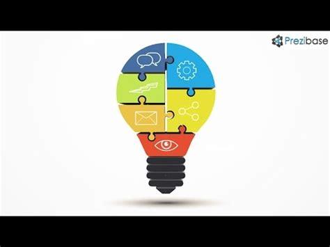 puzzle ideas prezi template youtube
