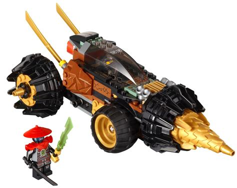 chion candele moto lego ninjago cole s earth driller byrnes