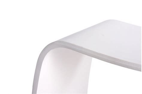 Petit Tabouret Blanc by Tabouret Design Blanc En Bois Pas Cher
