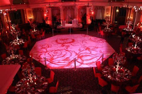 valentines day luxury wedding lighting  decor