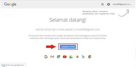 membuat gmail masuk cara membuat email di gmail dan yahoo asik itu belajar