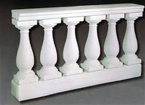 China pu plastic balustrade outdoor,China high qulaity
