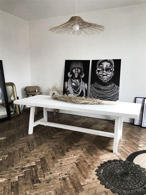 Fabriquer Table à Manger 4537 by Diy Comment Fabriquer Une Table En Bois Robuste Avec Un