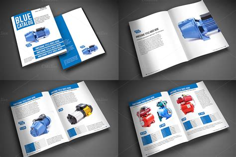 software product brochure template 10 best product catalog templates for mobile and tablet