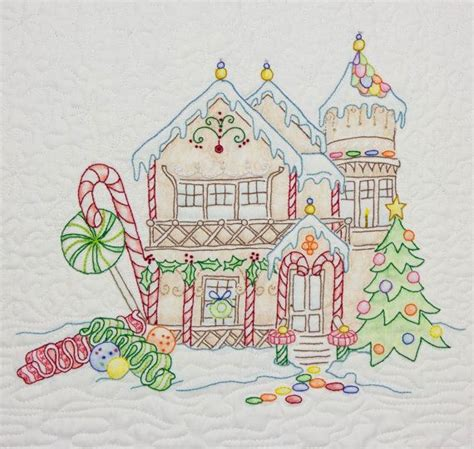 Embroidery Design Rogers Ar   17 best images about christmas quilts on pinterest hand