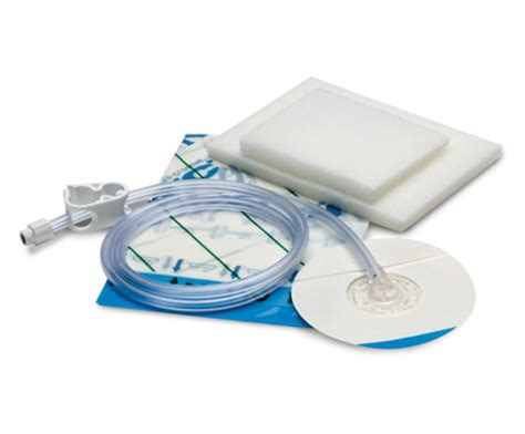 kci v a c whitefoam dressing kits