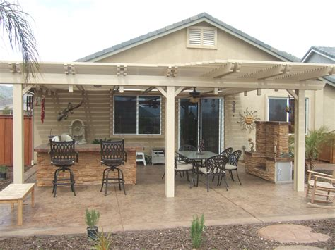 wooden patio covers homesfeed