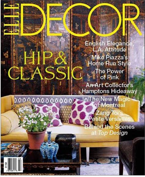 elle decor magazine decoration elle decor magazine