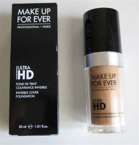 what would be best foundation make up for a 70 year old female make up for ever ultra hd invisible cover foundation review