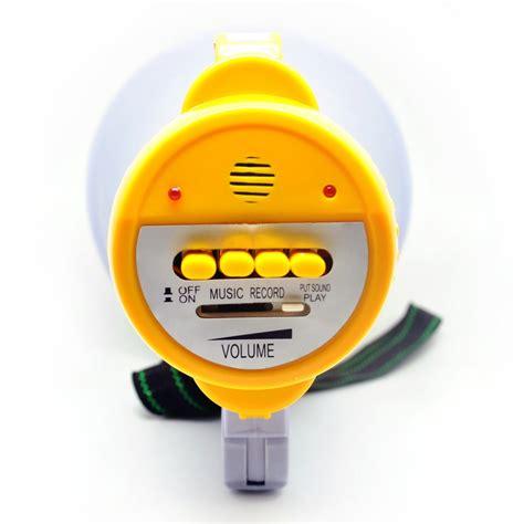 Baterai Megaphone jual gadget toak mengaphone bisa merekam lancarkan