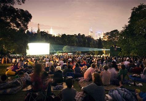 Open Air Cinema Botanical Gardens Melbourne Open Air Cinemas Melbourne Outdoor Cinemas Moonlight Cinema