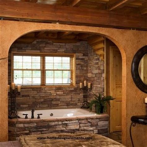log home bathroom ideas window pictures and built ins on pinterest
