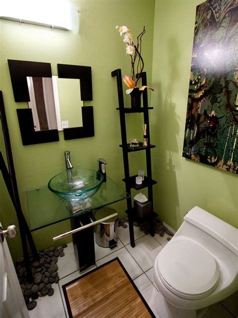 Ideas For Decorating Small Bathrooms by If You Think A Small Bathroom Limits Design Potential Take