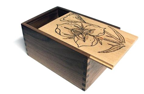 Handmade Jewelry Box Plans - handmade wood jewelry box plans