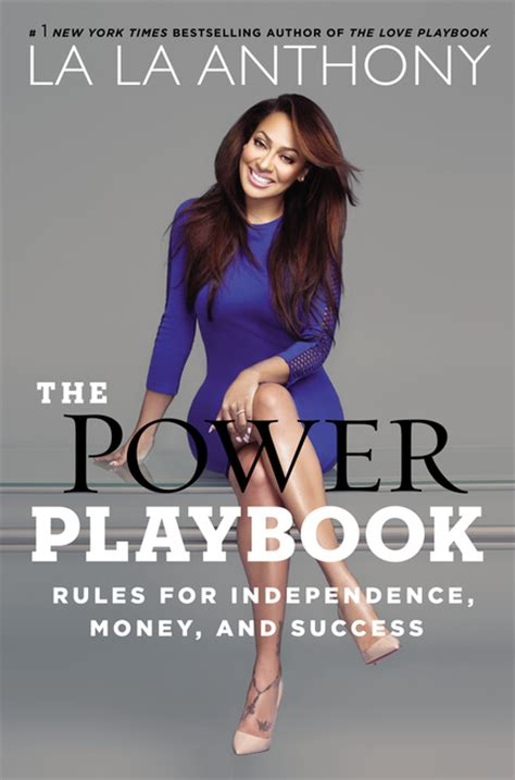 the superpower playbook books la la anthony lozada pens new books xclusive