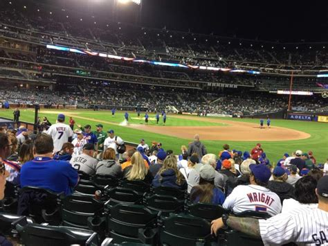 citi field section  home   york mets