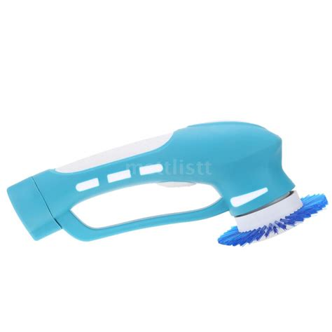 electric scrub brush bathroom electric scrubber kitchen bathroom washing cleaner oil