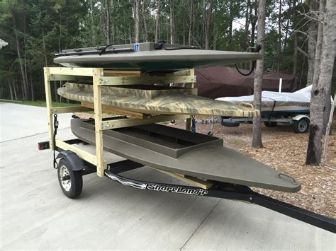 layout of a boat kara hummer layout duck hunting boat by dustymark