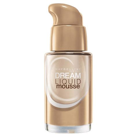 Maybelline Mousse Foundation maybelline matte mousse liquid makeup